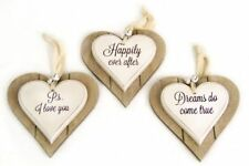Wood Wedding Hanging Decorations
