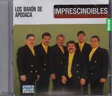 Los Baron de Apodaca Imprescindibles CD New Nuevo Sealed