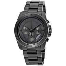 Michael Kors Brecken Chronograph Black IP Mens Watch MK8482