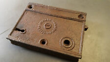 "VINTAGE RUSSELL & ERWIN R&E MFG Mortise / Rim Lock ""Rustic Decore"" Display Item"