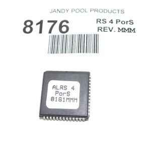Jandy 8161MMM PPD Chip 8176 RS4 Pool Or Spa Rev. MMM