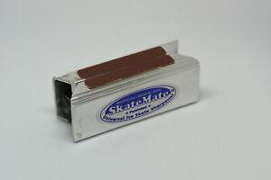SkateMate STANDARD Skate Sharpener / Hand-Schlittschuhschleifgerät (uvP € 19,00)