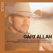 Gary Allan - Icon - CD Album Damaged Case