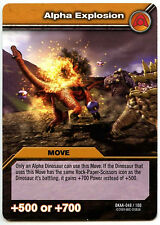 Alpha Explosion #48 Dinosaur King Alpha Dinosaurs Attack TCG Card (C366)