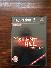 Silent Hill Collection (Sony Playstation 2, PS2) 2 3 4 The Room Survival Horror