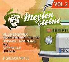 Gregor Meyle presenta meylensteine vol.2 Patrick Kelly, Sarah Connor 2 CD NUOVO