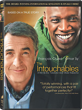 The Intouchables [DVD, NEW] FREE SHIPPING
