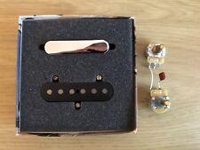FENDER AMERICAN STANDARD TELECASTER TELE Guitare Pickups, Pots & Cap USA
