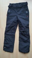 Missing Link Ski Pants Gore Tex XCR Shell Insulated Trousers Unisex Size S