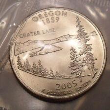 2005 P Oregon Quarter  *MINT CELLO*  **FREE SHIPPING**