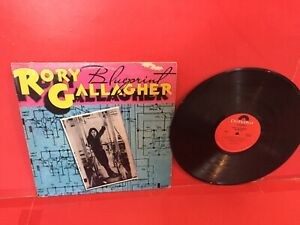 """Rory Gallagher - Blueprint -""""1A/1A"""" - STERLING -  LP"""