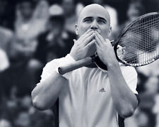 Andre Agassi photograph - L7041 - American retired professional tennis player