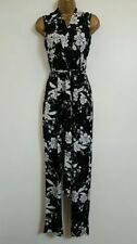 Wallis Polyester V Neck Jumpsuits & Playsuits for Women