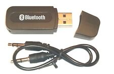 New listing Universal Wireless Car/Home Bluetooth Audio Adapter 3.5Mm Aux Audio Stereo Music