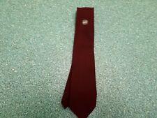 Beau Monde Maroon Baby Emblem Casual Shirt Tie