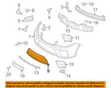 KIA OEM 10-13 Forte Koup-Grille-Lower 865601M310