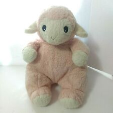 "Baby Ty Beanie Baby 11"" Lamybaby Lamb Rattle"