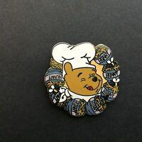 DLR - Global Lanyard Series 3 - Pooh Professions - Baker Disney Pin 39076