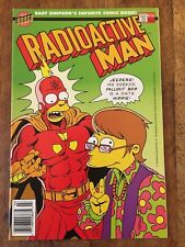 RADIOACTIVE MAN #216 9.4 WHITE PAGES MORRISON COVER ART Hippie Issue 1999