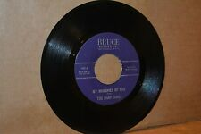 THE HARP-TONES (HARPTONES): MY MEMORIES OF YOU & IT WAS JUST FOR LAUGHS BRUCE 45