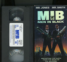 VHS Men in Black 1997 pre-owned PG-13