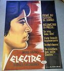 Affiche de cinéma : ELECTRE de Michael CACOYANNIS