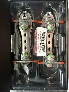 Roller Derby Elite Neutron 6000 Aluminum Roller Skate Plate size 700 New