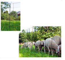 Netz Rete Pecore 50 M 1 Punte 90 cm Alto Verde Recinto per Pascolo Pecore