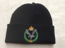 Army Air Corps - British Army Units - Woolly Turn Up Hat / Beanie