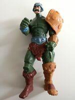 Mattel Motu - He-man Man at Arms Action Figure 2001