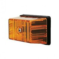 Hella Amber Lens to suit Side Marker Lamp 2044, P/n:- 9.2044.01