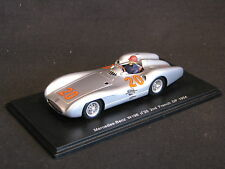 Spark Mercedes-Benz W196 1954 1:43 #20 Karl Kling (GER) 2nd French GP (JS)