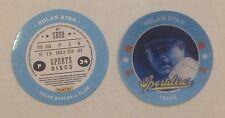 NOLAN RYAN #SD58 Rangers HOF Sportdiscs Sport Discs 2013 Panini Hometown Heroes