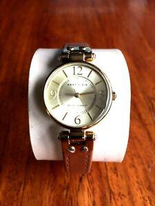 ANNE KLEIN 10/9442 Gold Ladies Watch