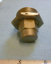 LYCOMING HOUSING OIL PRESS RELIEF VALVE p/n 71714 AVIATION