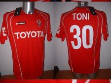 Fiorentina BNWT XL Luca Toni Toyota Lotto Shirt Jersey Soccer Maglia Italy New