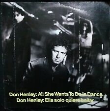 """DON HENLEY - ALL SHE WANTS TO DO IS DANCE 12"""" AUSTRALIA"""