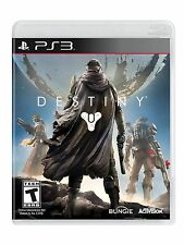 PS3 DESTINY Video Game Space Shooter Online FPS RPG Multiplayer Playstation 3 -B