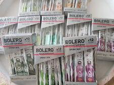 Bolero Sticks Instant Getränkepulver  1 Döse a 12 stück Wahlen sie Ihren Sorte !