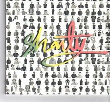 (FT504B) Shanty, Leave Me Out - 2014 sealed CD