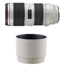 ET-74 Lens Hood For .Canon EF 70-200mm f/4.0 L USM Lens.