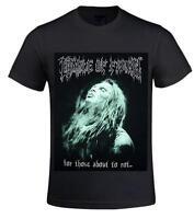 New Fashion Womens/Mens Cradle Of Filth DIY Funny 3D Print Casual T-Shirt KK1738
