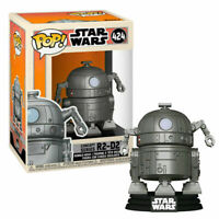 "STAR WARS CONCEPT SERIES R2-D2 3.75"" POP VINYL FIGURE FUNKO 424 UK SELLER"
