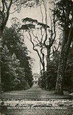 WARWICK ( Warwickshire) :  Scotch Fir Avenue,Guy's Cliff House-ETW DENNIS