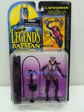Legends of Batman Kenner CATWOMAN Quick Climb Claw Action Figure Sealed 1994