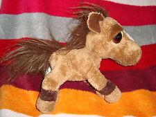 "Russ Peepers Horse JUMBALAYA 8"" Long Plush"