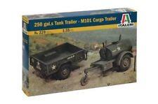 Coches, camiones y furgonetas de automodelismo y aeromodelismo Italeri escala 1:35