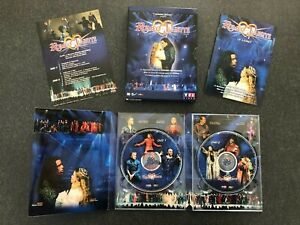 """Coffret 2 dvd comédie musicale """" Roméo et Juliette """""""