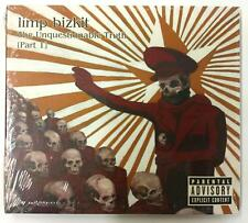 LIMP BIZKIT - The Unquestionable Truth CD - 2005 Digipack