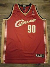 Vintage NBA Basketball Cleveland Cavaliers #90 Drew Gooden Jersey Mens Sz XXXL